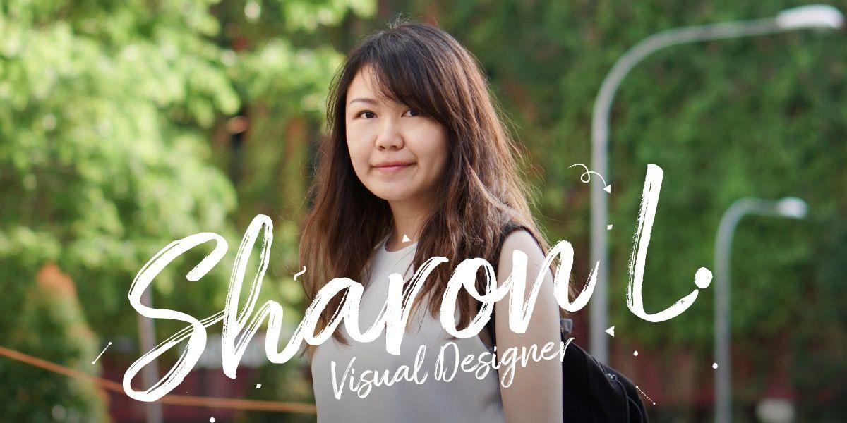 Team LottieFiles: Sharon Lee, Visual Designer